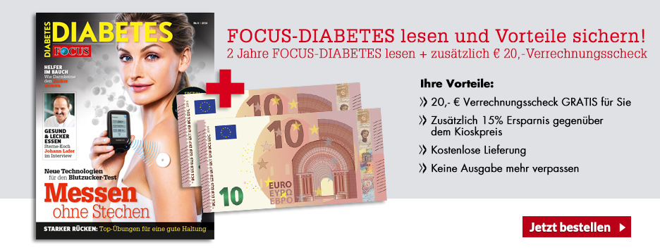 FOCUS-Diabetes 2 Jahre