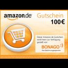 100 EUR Amazon.de Gutschein