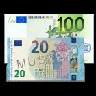 120 EUR Verrechnungsscheck