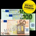 250 € Verrechnungsscheck