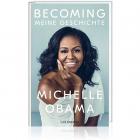 """Buch Michelle Obama """"BECOMING Meine Geschichte"""""""