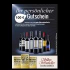 100 EUR Gutschein für Silkes Weinkeller