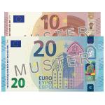 30 EUR Verrechnungsscheck