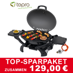 Tepro Gas-Tischgrill