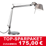 Schreibtischlampe Artemide Tolomeo Micro
