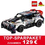 LEGO Rallyeauto