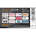 BONAGO ShoppingBON über EUR 10,-