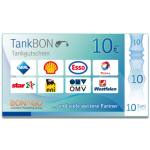 BONAGO TankBON über EUR 10,-