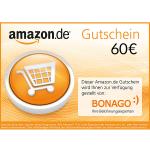 60 EUR Amazon.de Gutschein