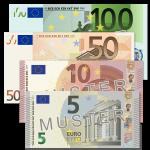 165 Euro Verrechnungsscheck