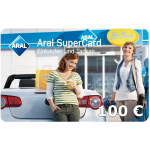 100 EUR Aral Gutschein