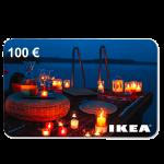 100 EUR IKEA Gutschein