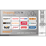BONAGO ShoppingBON 200€