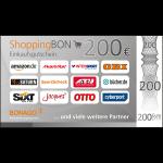 BONAGO ShoppingBON 200€