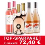 Rosé-Weinpaket von Silkes Weinkeller