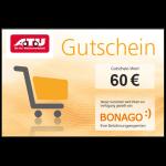 60 € ATU-Gutschein