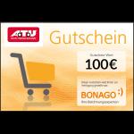 100 EUR ATU Gutschein