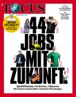 FOCUS - 44 JOBS MIT ZUKUNFT - aktuelle Ausgabe 08/2021
