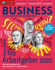 FOCUS-BUSINESS Top Arbeitgeber 2020