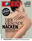 FOCUS - Der gesunde Nacken - aktuelle Ausgabe 04/2019