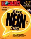 FOCUS - Die Kunst NEIN zu sagen - aktuelle Ausgabe 39/2018