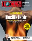 FOCUS - Entzündungen - aktuelle Ausgabe 04/2018