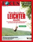 FOCUS - WAS DAS LEBEN LEICHTER MACHT - aktuelle Ausgabe 38/2019