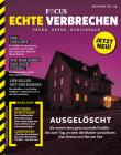 ECHTE VERBRECHEN - aktuelle Ausgabe