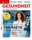 FOCUS-GESUNDHEIT - Ärzteliste 2021