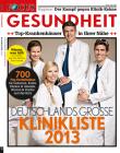 FOCUS-GESUNDHEIT - Klinikliste 2013