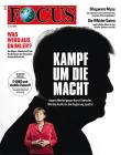 FOCUS - Kampf um die Macht - aktuelle Ausgabe 25/2018