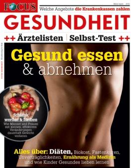 FOCUS-GESUNDHEIT - Ernährung und Diät