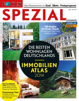 FOCUS-SPEZIAL - Immobilien 2014
