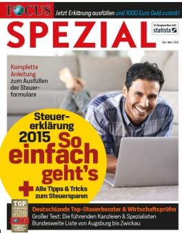 FOCUS-SPEZIAL - Steuerberater 2016
