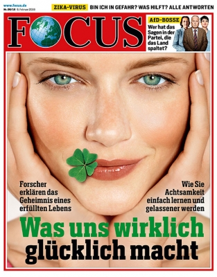 FOCUS - aktuelle Ausgabe 06/2016