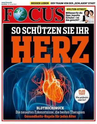 FOCUS - aktuelle Ausgabe 07/2016