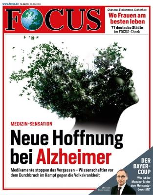 FOCUS - aktuelle Ausgabe 22/2016