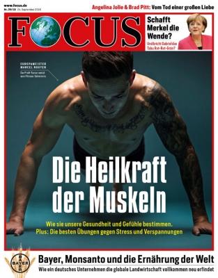 FOCUS - aktuelle Ausgabe 39/2016