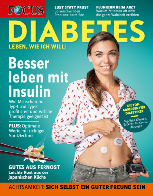DIABETES - aktuelle Ausgabe 02/2019