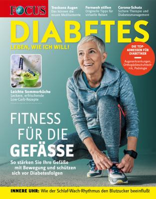 DIABETES - aktuelle Ausgabe 02/2020