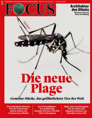 FOCUS - DIE NEUE PLAGE - aktuelle Ausgabe 29/2020