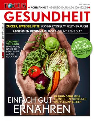 FOCUS GESUNDHEIT - aktuelle Ausgabe 01/2017