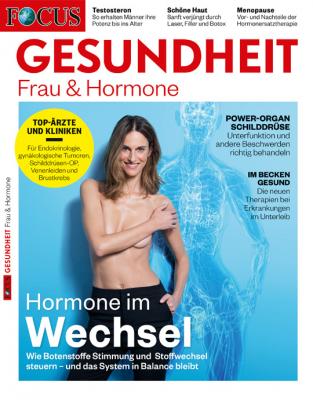 FOCUS GESUNDHEIT - aktuelle Ausgabe 02/2020