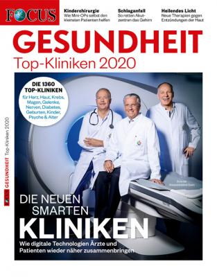 FOCUS GESUNDHEIT - aktuelle Ausgabe 08/2019