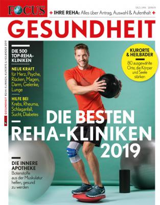 FOCUS GESUNDHEIT - aktuelle Ausgabe 09/2018