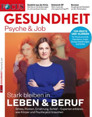FOCUS GESUNDHEIT - aktuelle Ausgabe 09/2020