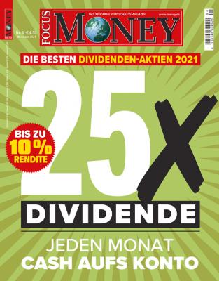 FOCUS-MONEY - aktuelle Ausgabe