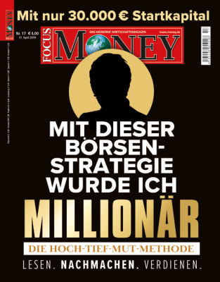 FOCUS-MONEY - aktuelle Ausgabe 17/2019