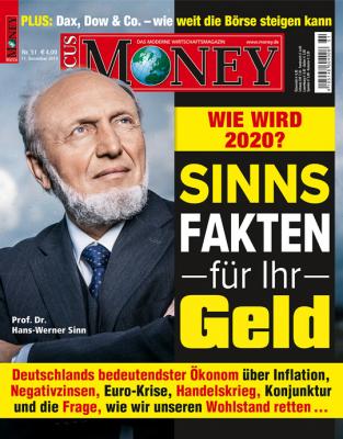 FOCUS-MONEY - aktuelle Ausgabe 51/2019