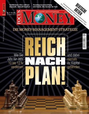 FOCUS-MONEY - aktuelle Ausgabe 09/17
